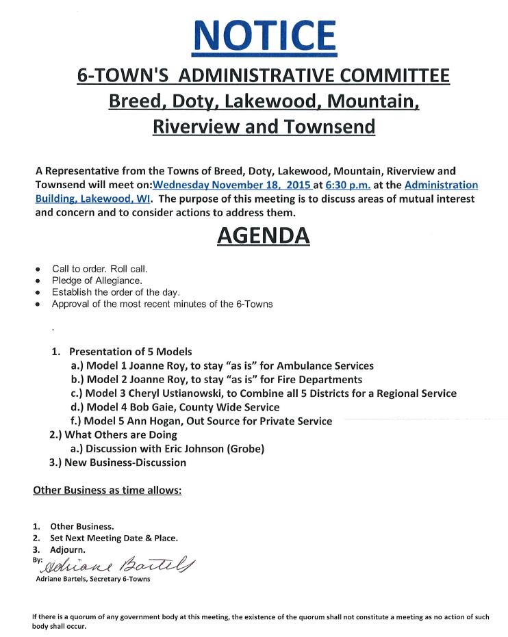 2015 7TB Agenda 11 18 15 Admin Comm